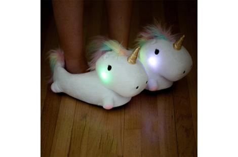 MM-Chaussons licorne