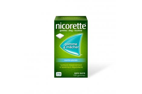 gomme menthe