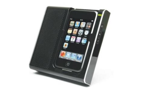 Station audio pour iPhone et iPod Touch